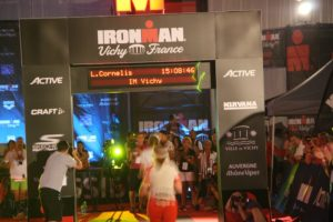 Mijn moment van glorie: You are an Ironman!