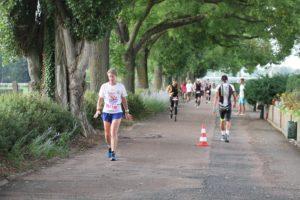 Ironman2016-stukje wandelen mag