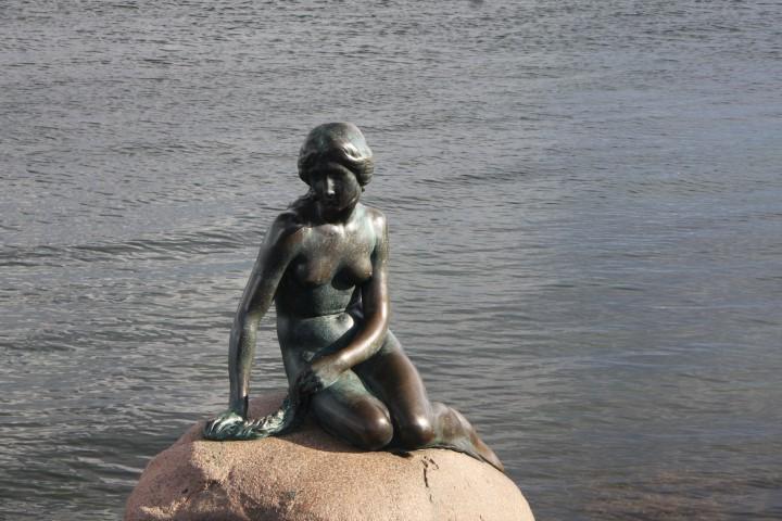 De zeemeermin