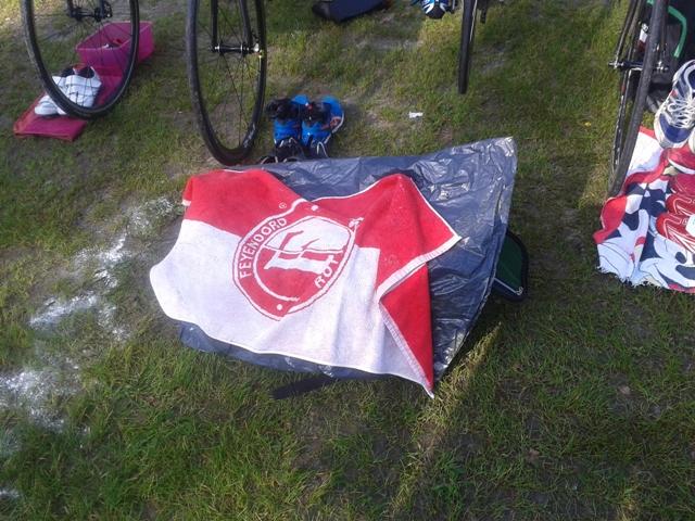 Feyenoord-handdoek