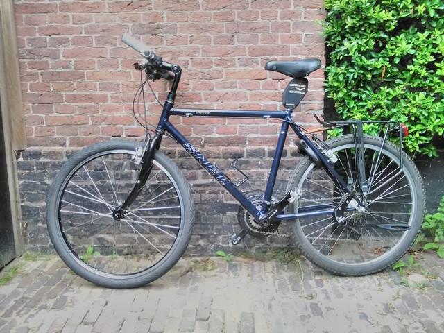 Oude-nieuwe fiets
